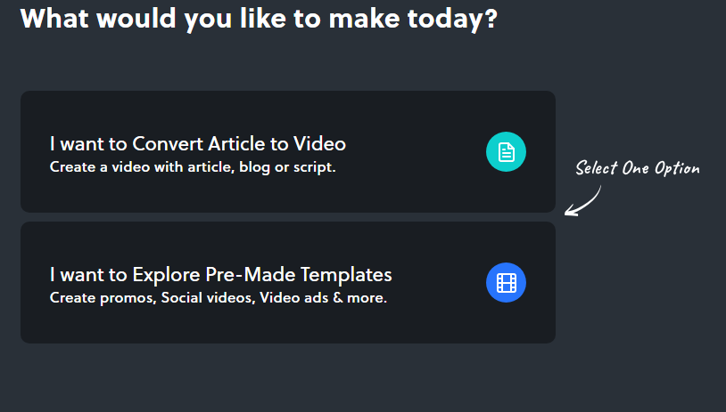Convert Articles To Videos