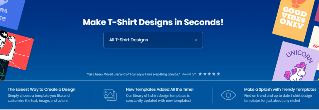 Bset tool to create tshirts design