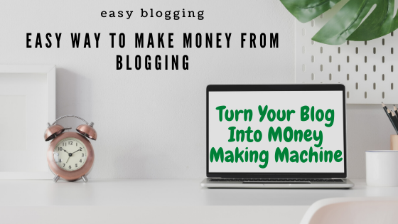 Make money with blogging get paid for sponsored posts for bloggers