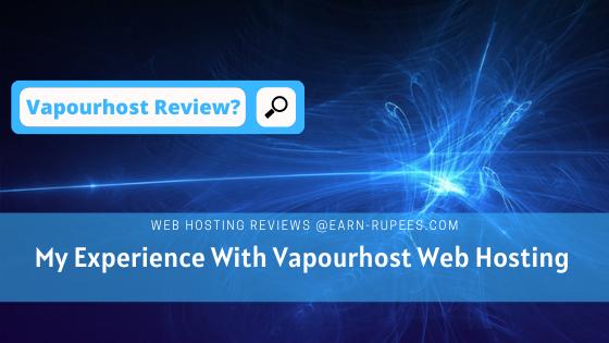 Vapourhost Review