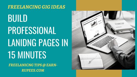 Freelancing Gig Idea